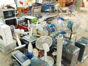 家電品廃棄