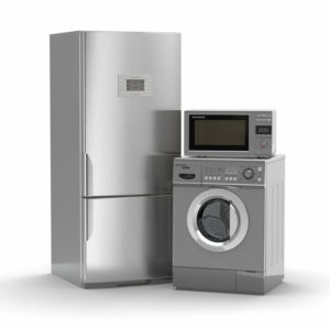 冷蔵庫・洗濯機・レンジ