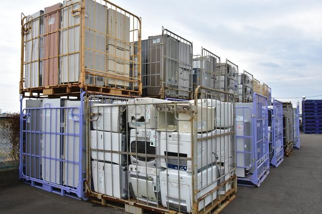 家電リサイクル品イメージ