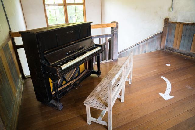 ピアノの無料引き取り