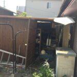解体前の家